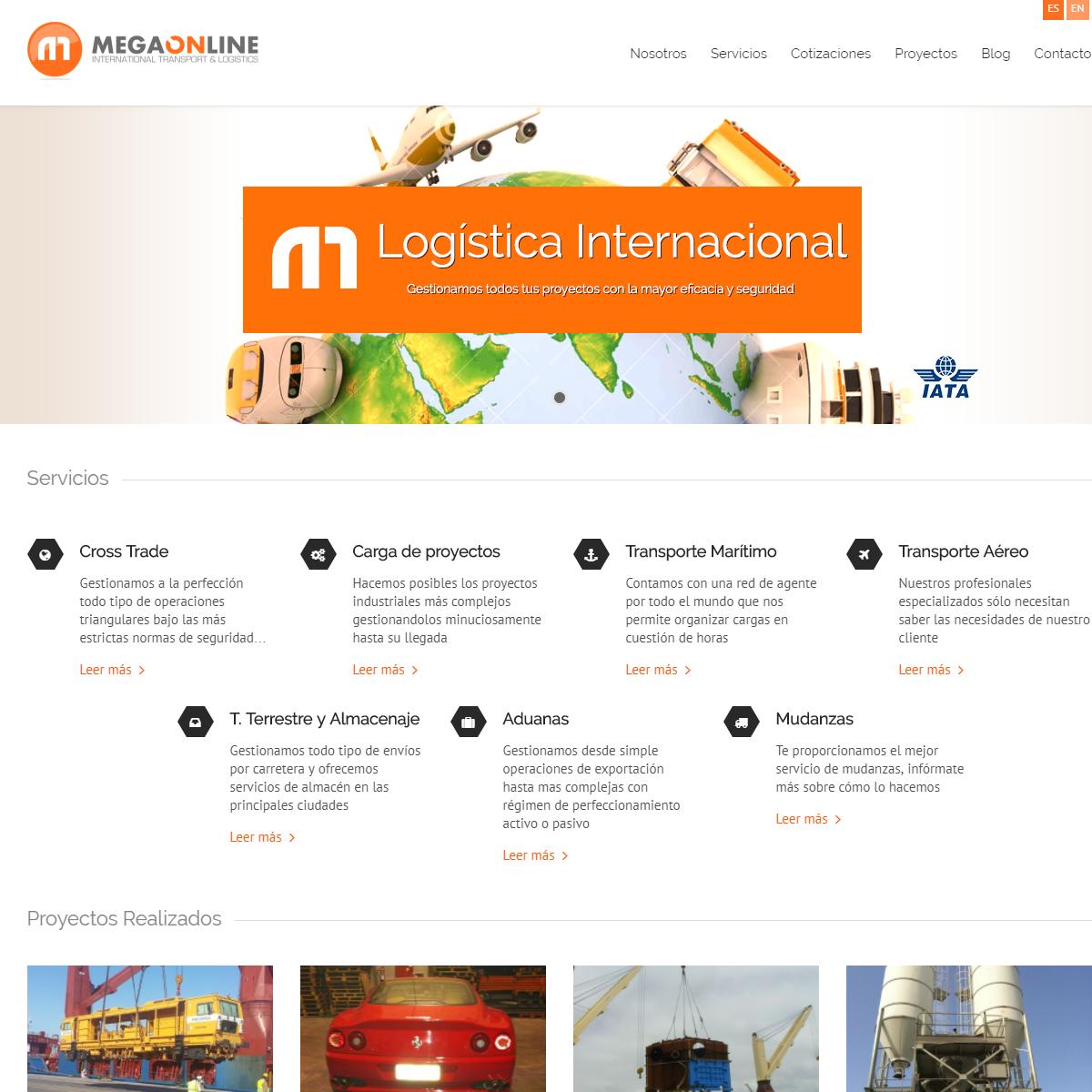 Inauguramos nueva página web