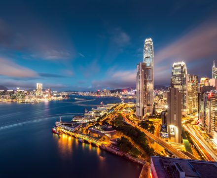 Transporte internacional marítimo: principales puertos