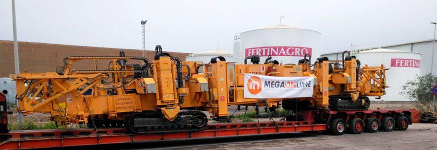 Sumando éxitos en Mega Online Logistics