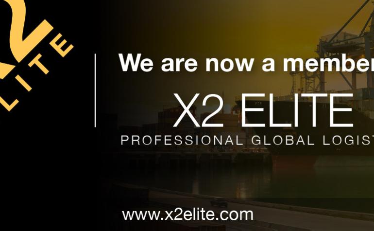 Mega Online Logistics es miembro de X2 Elite